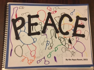 Peace Poetry Book