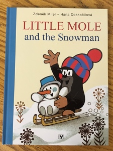 Little Mole and Snowman IMG_0502