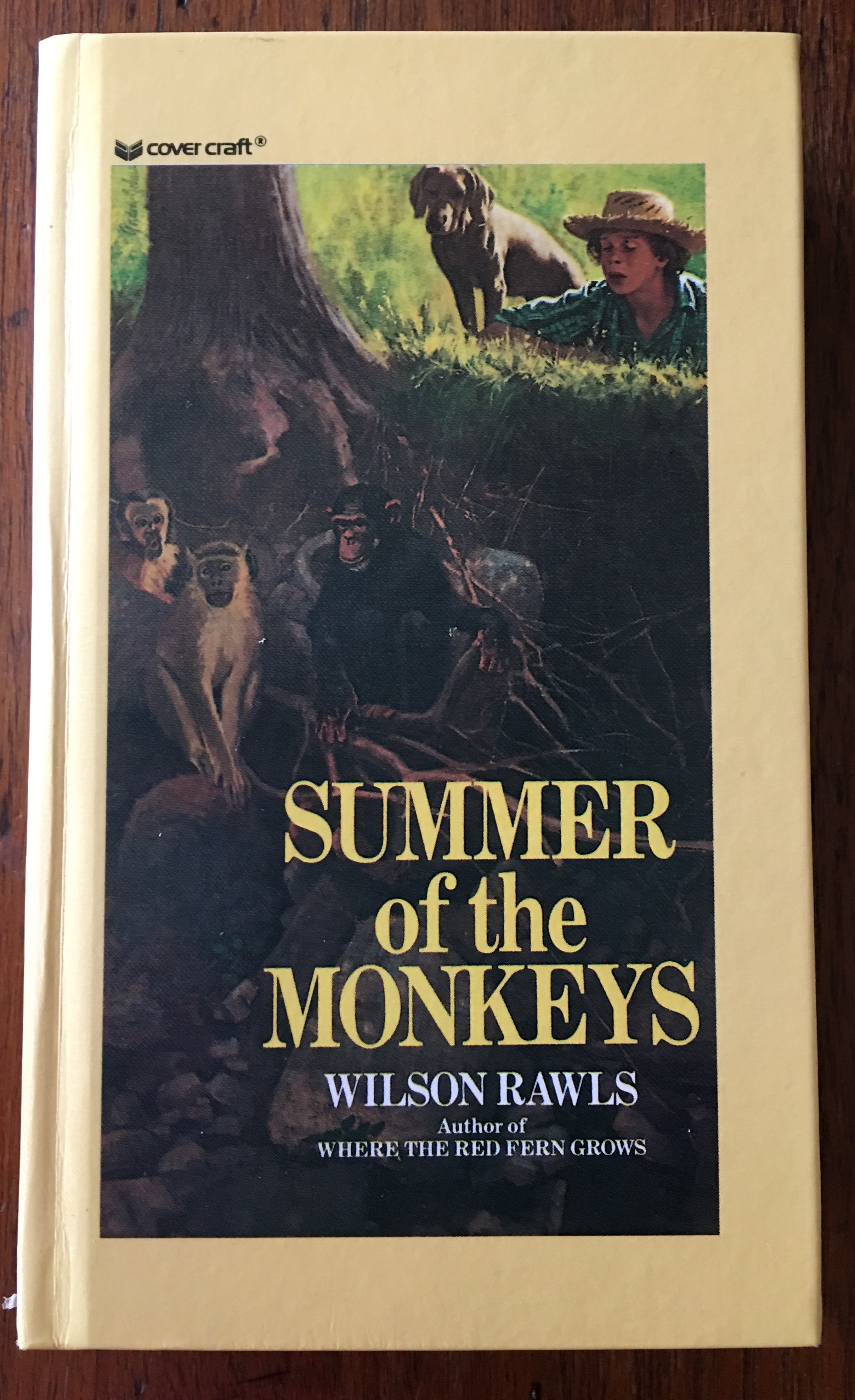 a character analysis of jay berry in the summer of the monkeys by wilson rawls Jay berry lee's grandpa had an explanation, of course-as he did for most things the monkeys had escaped from a traveling circus, and there was a handsome reward in store for anyone who could catch them.
