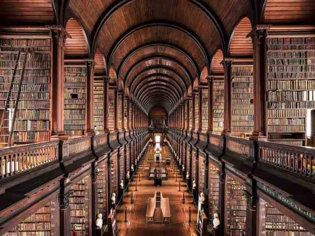 Trinity-College-Library-in-Dublin-1