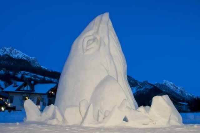 Snow-Whale